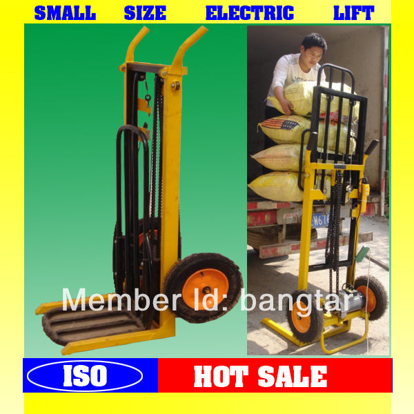 Automatic Electric Weighing System Lift Machine,Portable Small Mini Size Electric Lift Hoist Device with Best Price for Sale(China (Mainland))