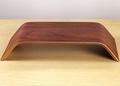 2016 Original Samdi Wooden Walnut Stand Desktop Laptop PC Display Holder Universal Bracket Riser Stand for