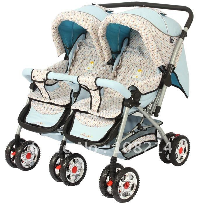 Twin prams for sale