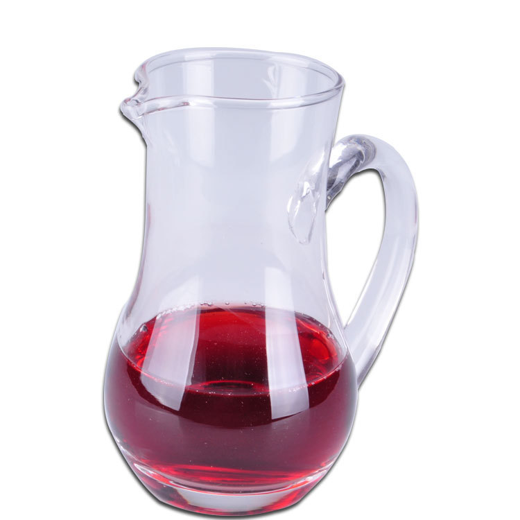 Transparent glass decanters points wine decanters points wine jug wine points(China (Mainland))