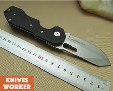 De calidad superior Magnum DG02 cuchillo plegable táctico del cuchillo de la supervivencia que acampa del cuchillo de bolsillo exterior cuchillos G10