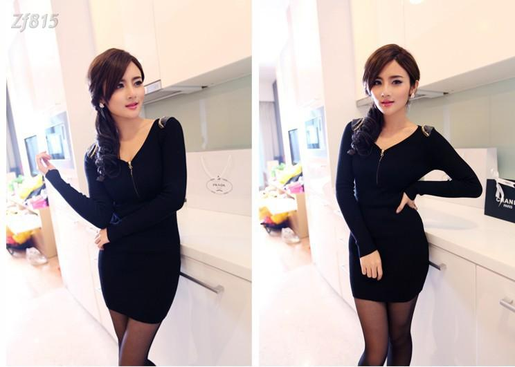 the gallery for gt bodycon dress with leggings