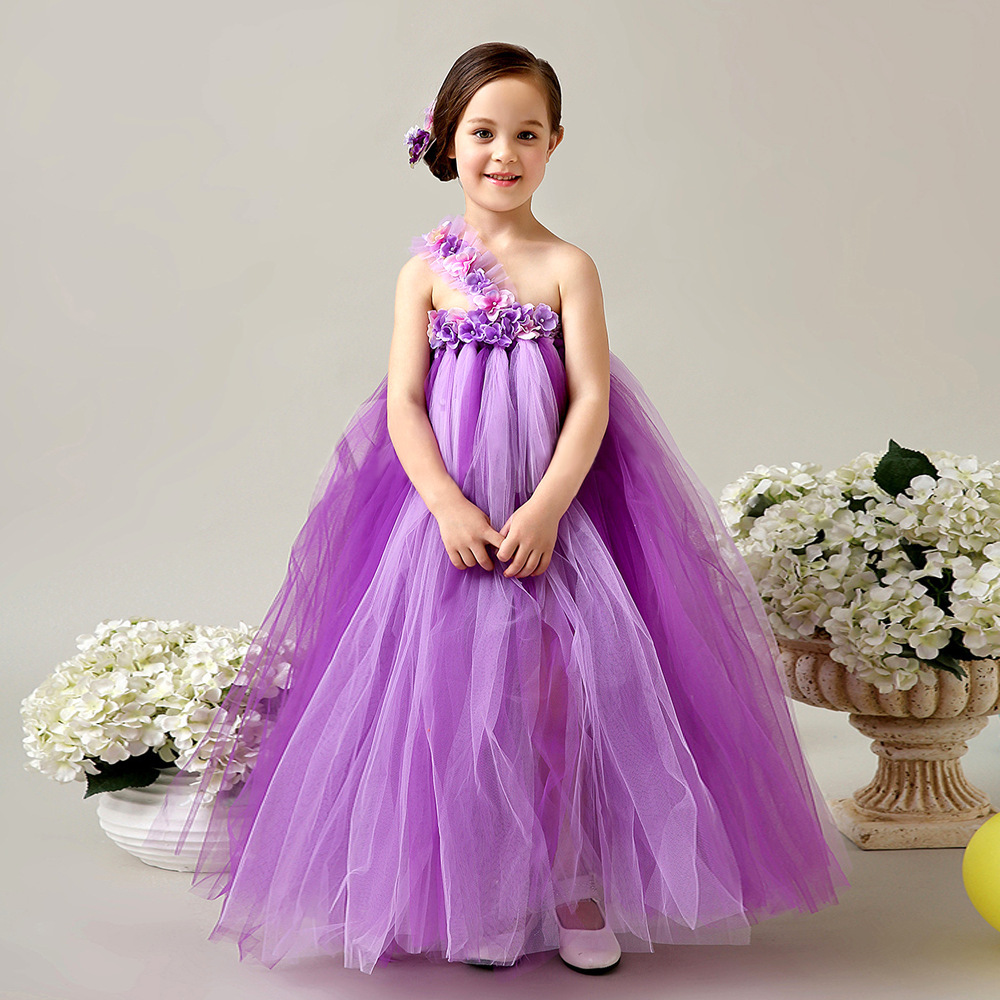 Pretty Princess Flower Girl Dresses - Flower Girl Dresses
