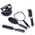 100-240 V Portátil Mini alisadores de Cabelo styling Pro Curler Tourmaline Ceramic Flat Irons Alisamento Do Cabelo Da Zebra EUA/Plugue DA UE