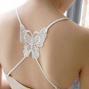 Лямки для бюстгальтера Decorated bra straps PJ 2015 Plus093