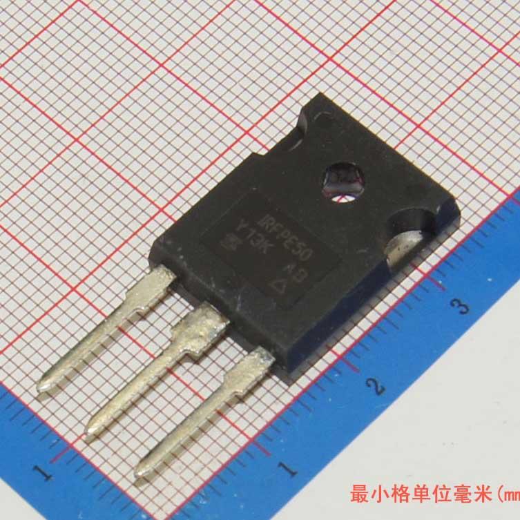 Полевой моп-транзистор TO-247 IRFPE50PBF tk39n60x to 247