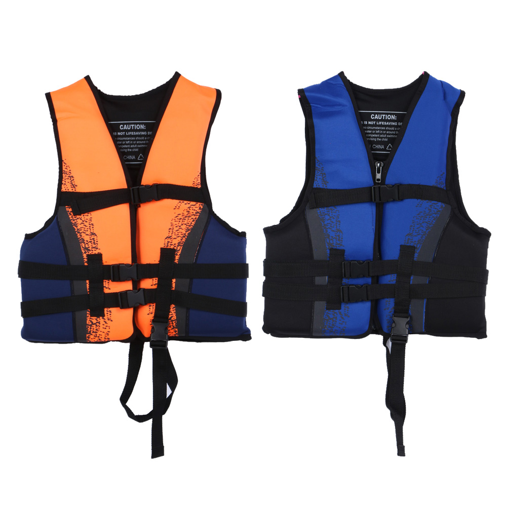 5-10 Years Old Child Outdoor Polyester Vest Life Saving Jackets Swimmer Gilet for Kids Swimming Boating Ski Drifting Foam Vest(China (Mainland))