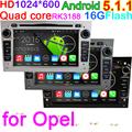 Opel Astra Zafira Vivaro Vectra Corsa Antara Meriva GPS DVD Audio Nav with 1024 600HD Android