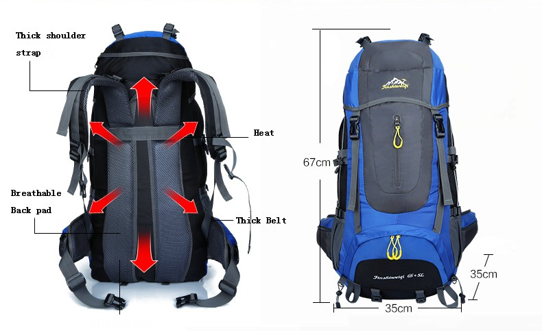 laptop backpacks is one of the most traditional bag style, the travel  backpacks can allow you to carry heavier things with less burden on the  shoulders. 3242deb726