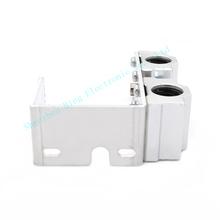 1 set 3D printer U aluminum block box type linear bearings U aluminum block linear bearings