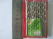 5mm twist drill bit 10pcs 1lot high speed steel hot sale Maximum drill wholesalers whole network