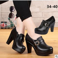2016 new autumn women s genuine leather shoes women s singles shoes comfortable breathable wild business