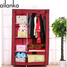H202 Large Capacity Furniture Wardrobes With Simple Lockers For Bedroom(China (Mainland))