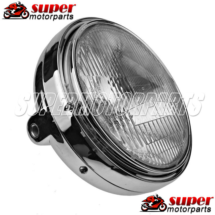 Motorcycle Headlight Assembly : Aftermarket headlight motorcycle reviews online shopping