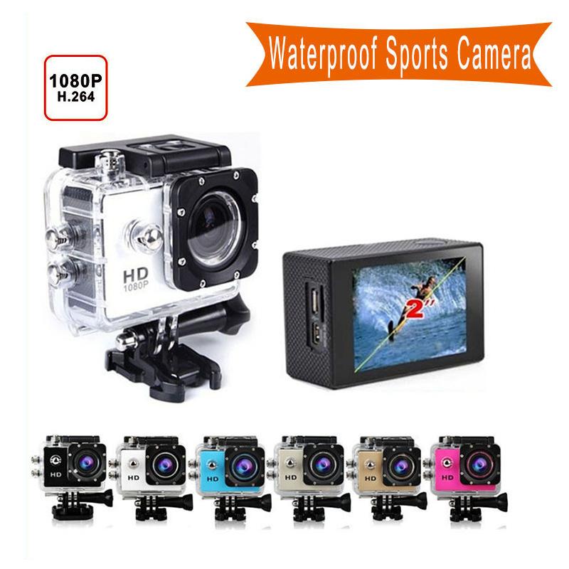 Original SJ4000 Sport Camera Full HD 1080P 30M waterproof Digital Action camera Diving Camera as Gopro style camera