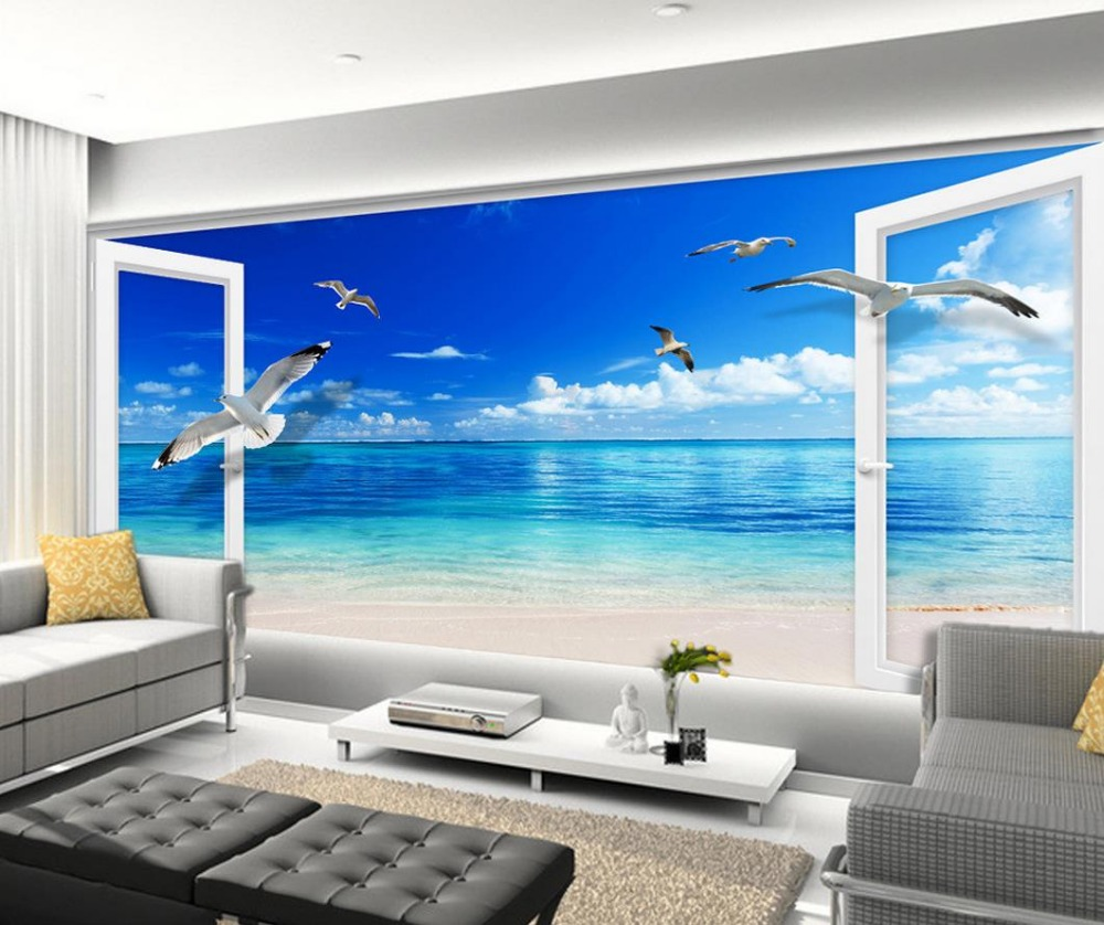 3d wall paper picture more detailed picture about mural for Alabama wall mural