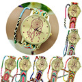 New Brand Handmade Braided Dream catcher Friendship Bracelet Watch Rope FHD Watch Ladies Quarzt Watches Free