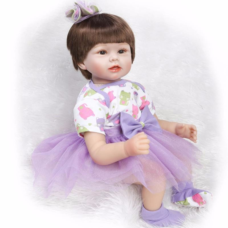Real Looking Early Education Reborn Baby Dolls Kids