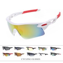 Buy 2017 UV400 Cycling Eyewear Outdoor Sports MTB Bike Goggles Windproof Glasses Motorcycle gafas Ciclismo Sunglasses for $1.35 in AliExpress store