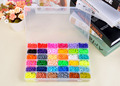 36 Color Perler Beads 12000pcs box set of 5mm Hama Beads food grade EVA Fuse beads