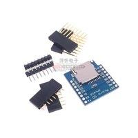 1pcs  Micro SD Shield for WeMos D1 mini TF card module