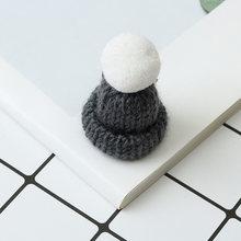 18 colori carino mini maglia protezione della sfera capelli spilla signore zaino pin maglione dei bambini dei monili spilla accessori per bambini regalo(China)