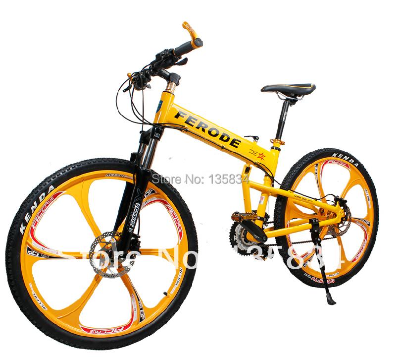 Elliptical Bike For Outside: B20 FRDE 27 Speeds Mens Mountain Bike 26 Bicicleta
