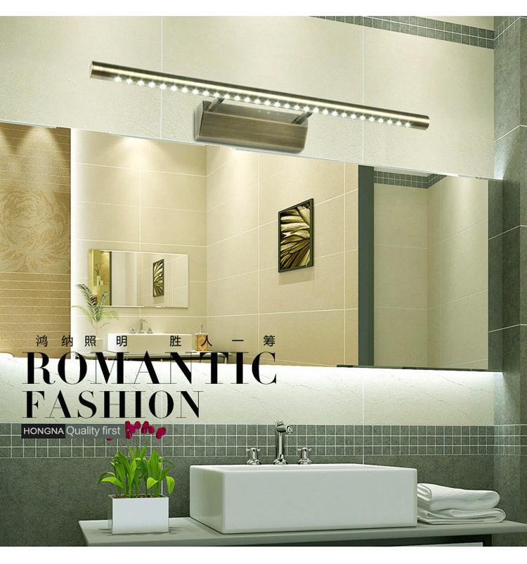 Light fixture bathroom