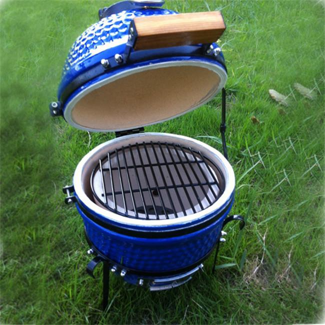 Commercial restaurant black BBQ kamado grill(China (Mainland))