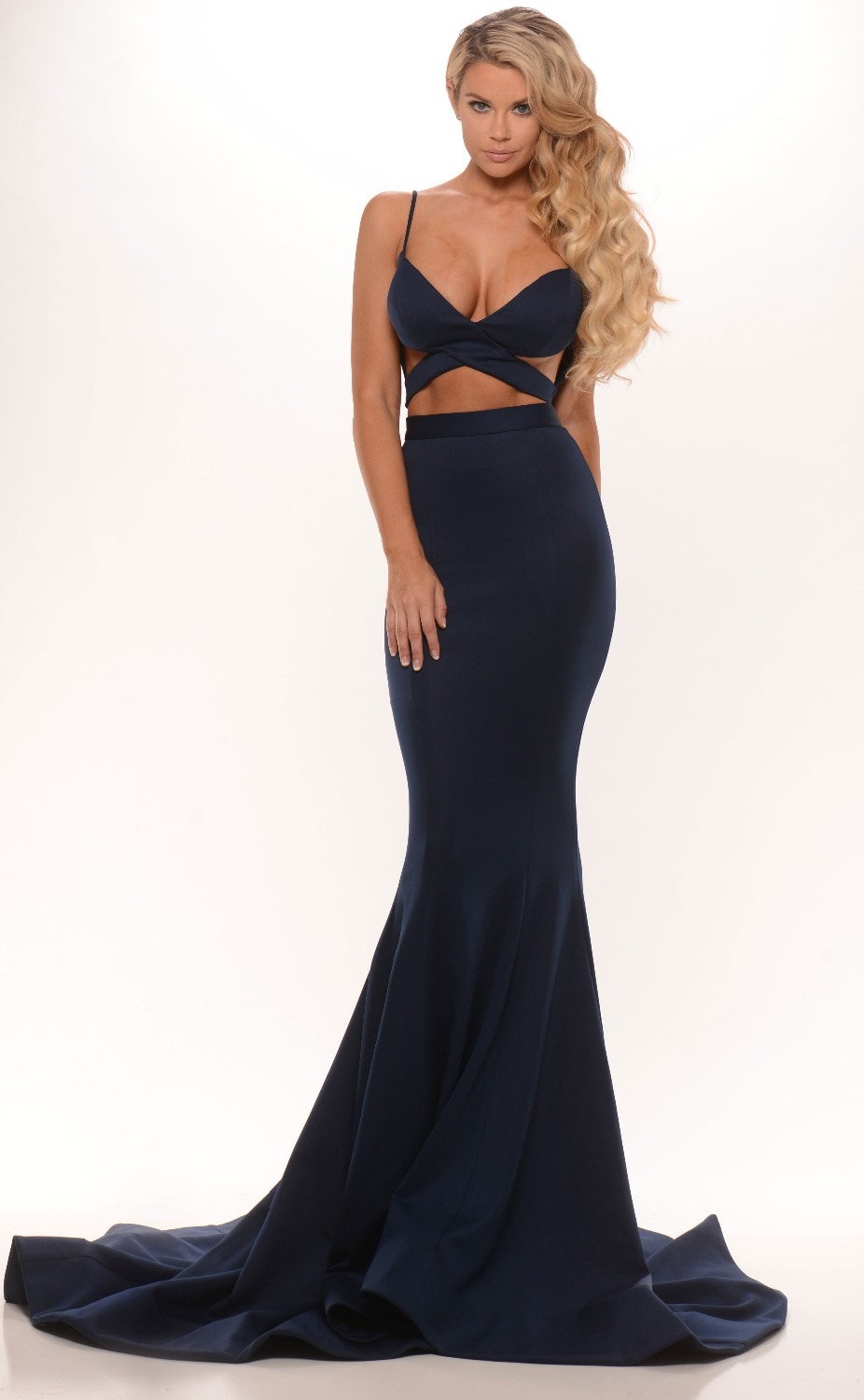 evening dresses for tall women