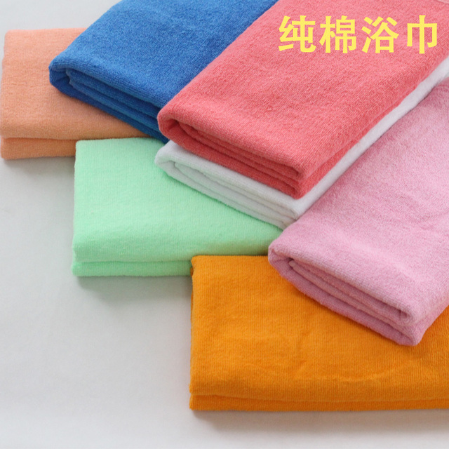 Y1150 100% cotton bath towel foot products beauty towel 400g bedrug sofa weight:400g