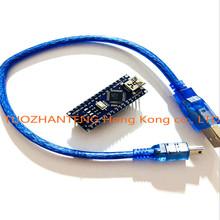 Buy 1pcs Nano 3.0 controller compatible arduino nano CH340 USB driver CABLE NANO V3.0 for $3.10 in AliExpress store
