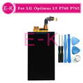Original For LG Optimus L9 P760 P765 LCD display Screen Replacement Tools Free shipping