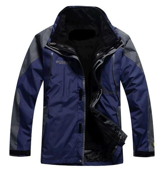 Platform big promotion activities 2015 men outdoor sports brand hooded jacket waterproof windproof ski mountaineering clothing(China (Mainland))