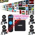 NEXBOX A95X TV Box Amlogic S905X 2GB 16GB Android TV Box Quad Core 4K 2K WiFi