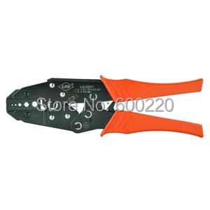 Coaxial Crimping Tool LS-02H1 for coaxial cables BNC, fiber optic, RG6 RG58 RG59 RG62 hand crimp tool/plier Hex crimper(China (Mainland))