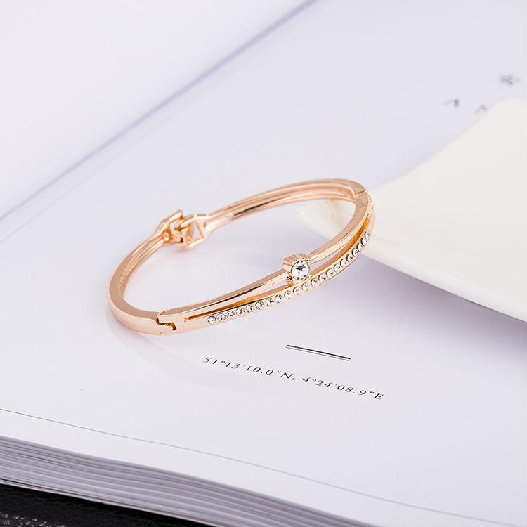 Cuff Bracelets for Women with H Bracelet Carter Love Bracelet Bangles Nail Gift Wedding Birthday Gold-Color Viking Beads