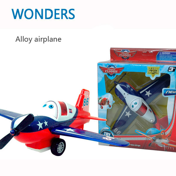 Pull Back planes Aircraft model toy Plastic Alloy Diecasts & Toy Vehicles Diecasts & Toy Vehicles Toys with music and sound(China (Mainland))