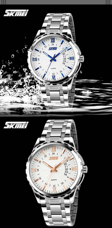 Skmei часы 9069 кварцевые часы, высокое качество relogio masculino наручные часы, часы из нержавеющей стали обычай свой собственный логотип