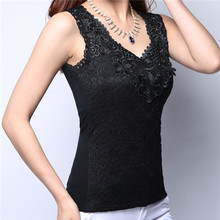Fittness Women Tank top Elegant Flower Embroidery Lace Vest 2016 New Fashion Summer Tube Top Sleeveless Shirt Clothing For Lady(China (Mainland))