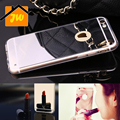 2016 Super Thin TPU Electroplate Mirror Surface Mobile Phone Case for Iphone 6 6s 6plus 6splus