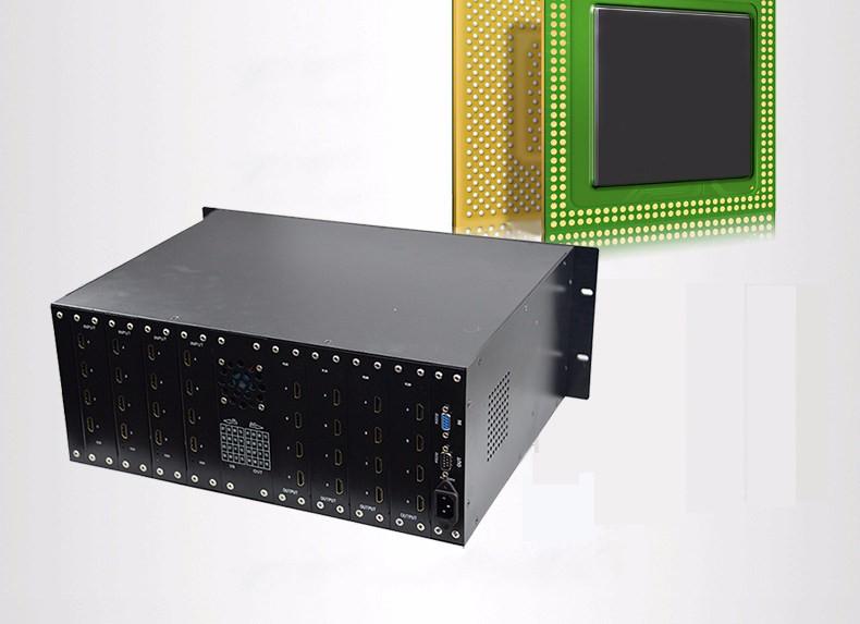 Folaida 4K x 2K 24X24 HDMI матричный коммутатор вставная карта HDMI/DVI 1080P видео RS232 ИК пульт 3