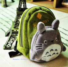 KEY HOOK Wallet ; Super Kawaii MY Neighbor TOTORO ; Design Coin Purse Wallet Pouch ; Key Hook Phone BAG Case Women BAG(China (Mainland))