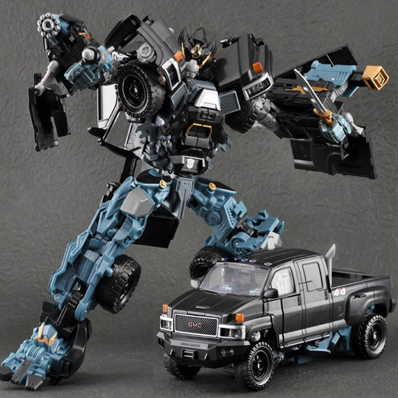 New Brinquedos Transformation 4 Toys Bumblebee Anime Robot Car Action PCV Figure Optimus Prime Juguetes Classic Toys Boy Gifts(China (Mainland))