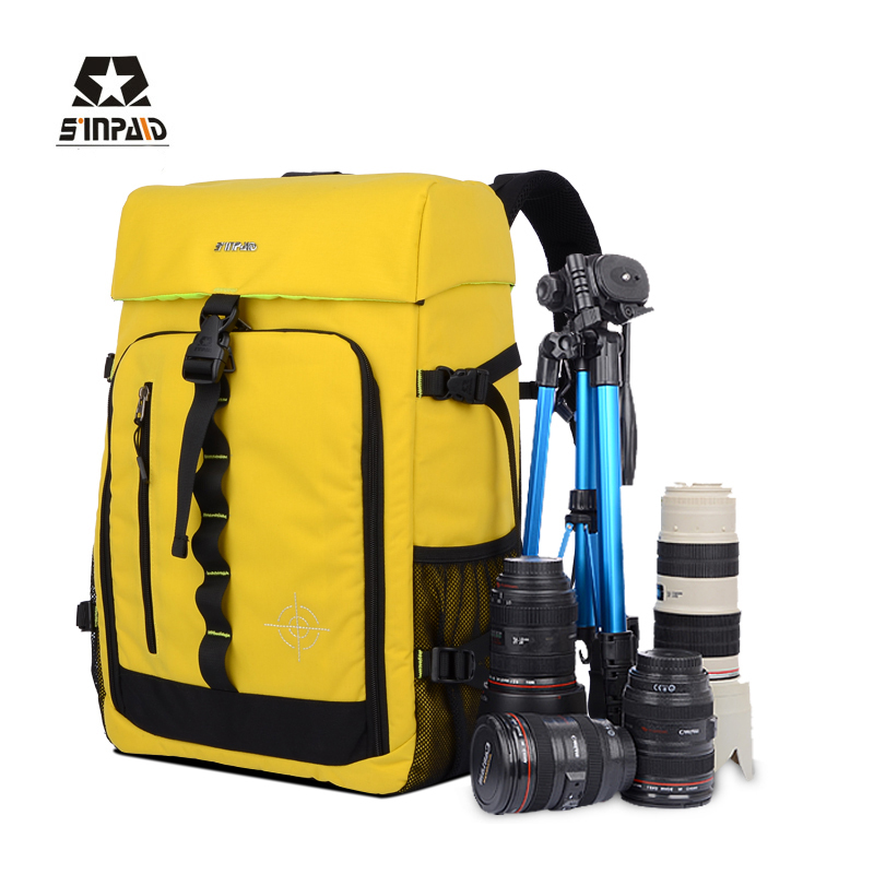 Waterproof Camera Backpacks