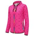 Spring And Fall New Women s jacket hooded jacket Women Fashion Casual Thin Windbreaker Zipper Coats