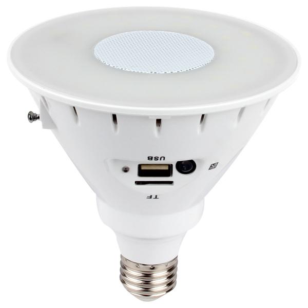 Фотография hot Extraordinary Speaker with LED Lighting Function Support TF Card / USB / FM
