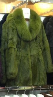 Женская одежда из меха TF DHL/EMS , 100% & TF-74