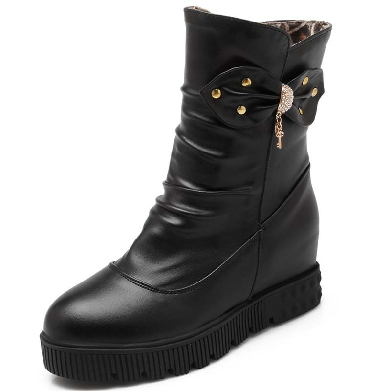 aliexpress buy new arrival winter boots high heeled
