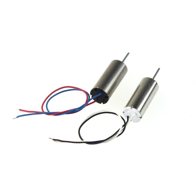 F02007 Syma S107 S107G 3CH RC Helicopter parts:S107-16 + S107-17 Main motor set A & B